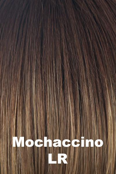 The Alexander Couture Collection Wigs - Safi (#1019) wig Alexander Couture Collection Mochaccino-LR + $17.00 Average