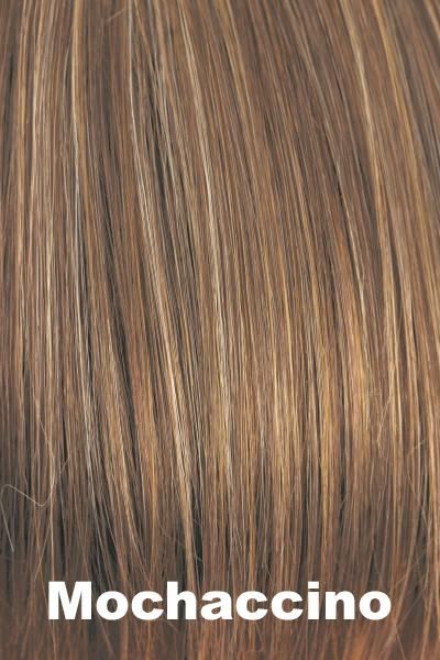 Amore Wigs - Addison #4208 wig Amore Mochaccino Ultra-Petite