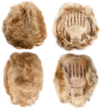Jon Renau Wigs : Playmate Curly (#618) collage