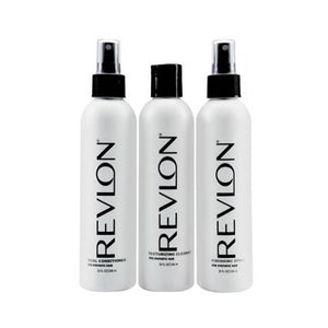 Wig Care Kit - Revlon - 3 Pack Combo - Shampoo, Conditioner, Wig Spray