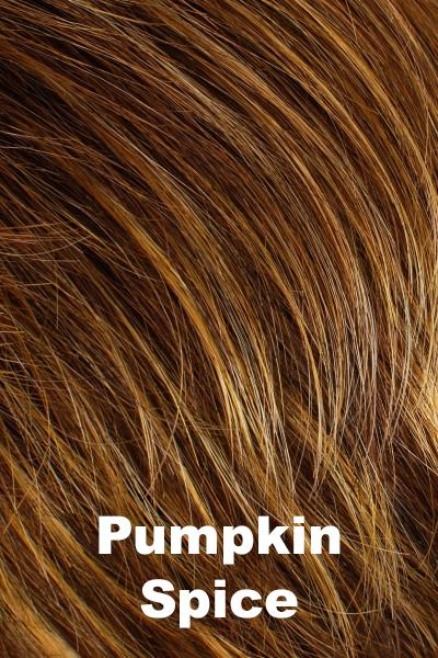 Tony of Beverly Additions - Fringe Pony Tony of Beverly Addition Pumpkin Spice