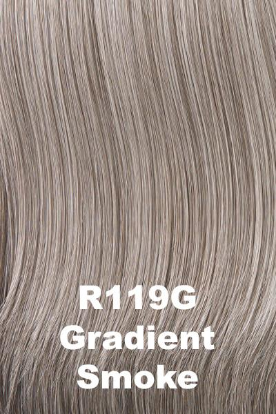 Hairdo Wigs - Feather Cut (#HDFTCT) wig Hairdo by Hair U Wear Gradient Smoke (R119G) Average