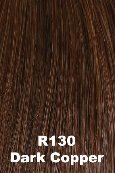 Raquel Welch Wigs - Success Story - Human Hair wig Raquel Welch Dark Copper (R130) Average