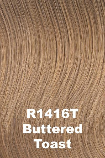 Raquel Welch Wigs - Excite wig Raquel Welch Buttered Toast (R1416T) Petite-Average