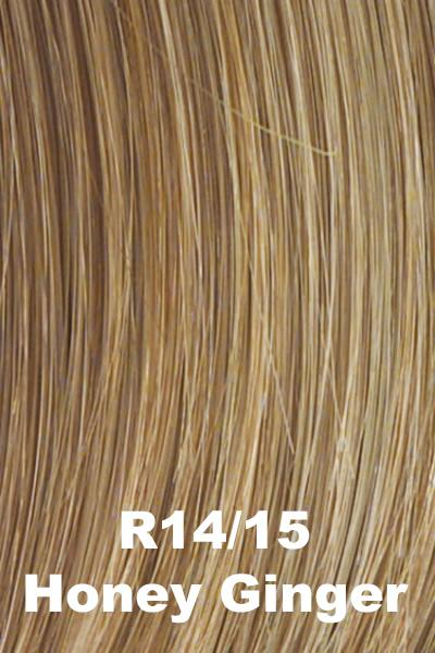 Raquel Welch Wigs - High Fashion - Remy Human Hair wig Raquel Welch Honey Ginger (R14/25) Average