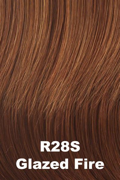 Raquel Welch Wigs - Whisper wig Raquel Welch Glazed Fire (R28S) Average