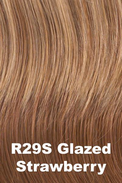 Raquel Welch Wigs - Whisper wig Raquel Welch Glazed Strawberry (R29S) Average