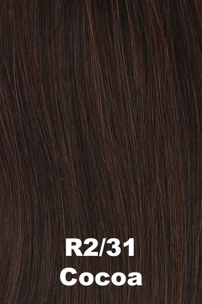 Raquel Welch Wigs - High Fashion - Remy Human Hair wig Raquel Welch Cocoa (R2/31) Average