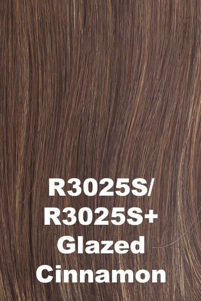 Hairdo Wigs - Short Tapered Crop (#HDDTWG) wig Hairdo by Hair U Wear Glazed Cinnamon (R3025S+)