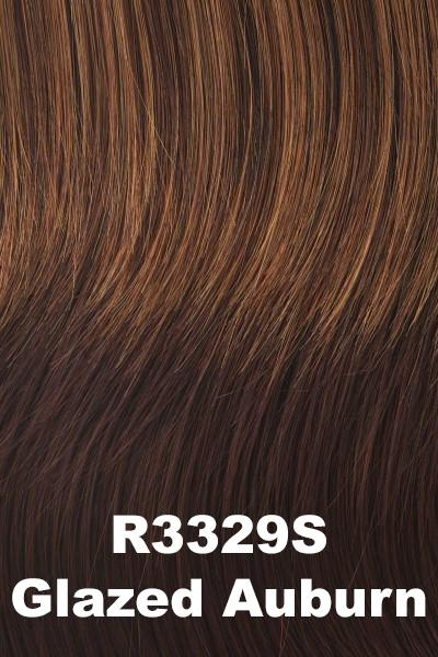 Raquel Welch Wigs - Whisper wig Raquel Welch Glazed Auburn (R3329S) Average
