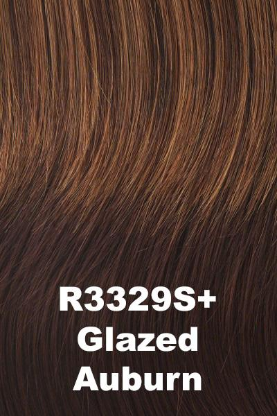 Hairdo Wigs - Textured Cut (#HDTXWG) wig Hairdo by Hair U Wear Glazed Auburn (R3329S+)