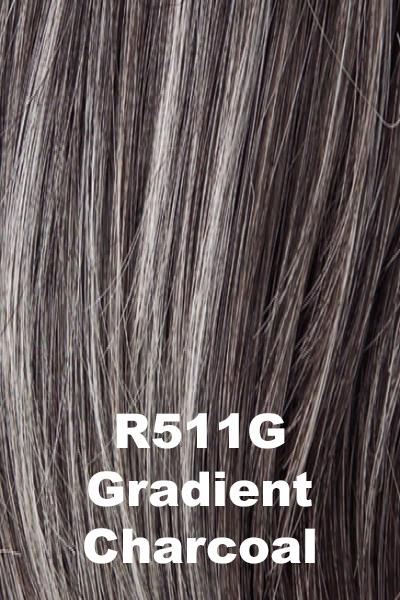 Raquel Welch Wigs - Whisper wig Raquel Welch Gradient Charcoal (R511G) Average