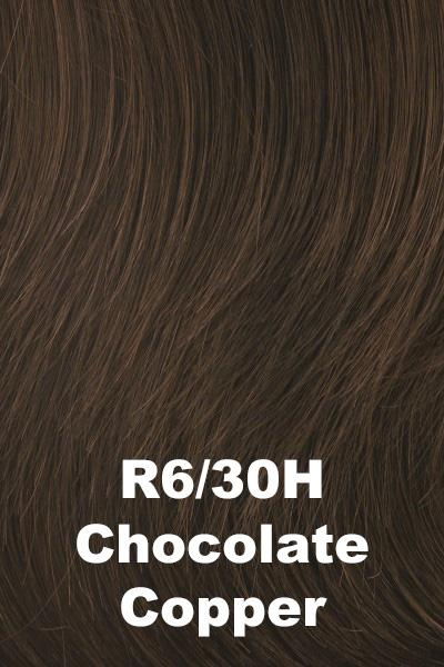 Raquel Welch Wigs - Go For It wig Raquel Welch Chocolate Copper (R6/30H) Average