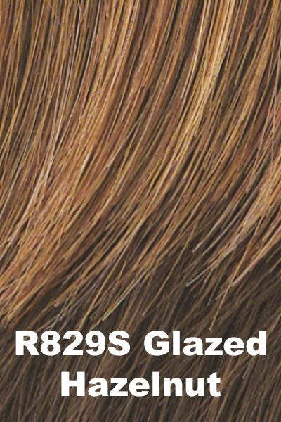Raquel Welch Wigs - Go For It wig Raquel Welch Glazed Hazelnut (R829S) Average