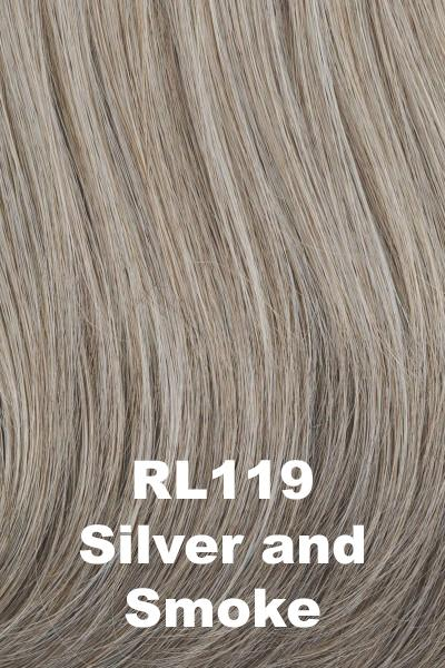 Raquel Welch Wigs - Crowd Pleaser wig Raquel Welch Silver & Smoke (RL119) Average