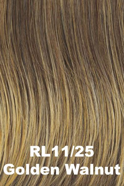 Raquel Welch Wigs - Crowd Pleaser wig Raquel Welch Golden Walnut (RL11/25) Average