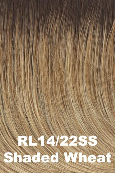 Raquel Welch Wigs - Big Time wig Raquel Welch Shaded Wheat (RL14/22SS) +$4.25 Average