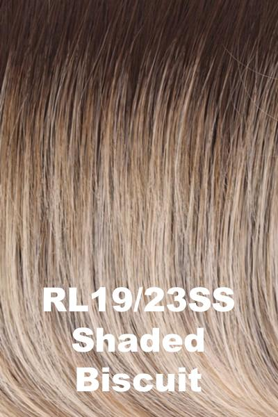 Raquel Welch Wigs - Classic Cut wig Raquel Welch Shaded Biscuit (RL19/23SS) +$4.25 Average