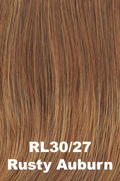 Raquel Welch Wigs - Crowd Pleaser wig Raquel Welch Rusty Auburn (RL30/27) Average