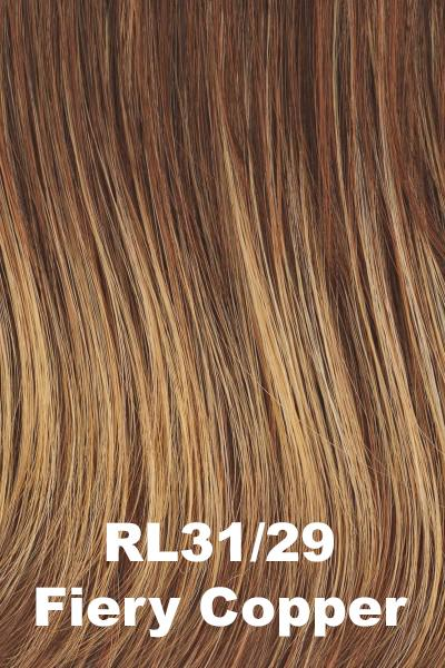 Raquel Welch Wigs - Editor's Pick wig Raquel Welch Fiery Copper (RL31/29) Average