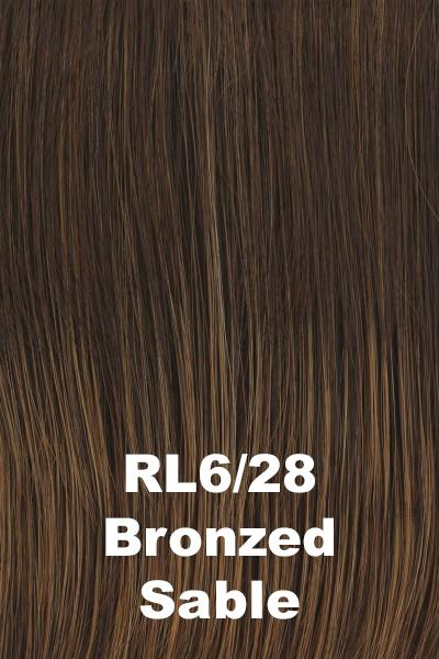 Raquel Welch Wigs - Big Time wig Raquel Welch Bronzed Sable (RL6/28) Average