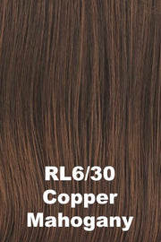 Raquel Welch Wigs - Crowd Pleaser wig Raquel Welch Copper Mahogany (RL6/30) Average
