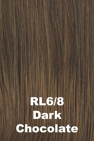 Raquel Welch Wigs - Editor's Pick wig Raquel Welch Dark Chocolate (RL6/8) Average