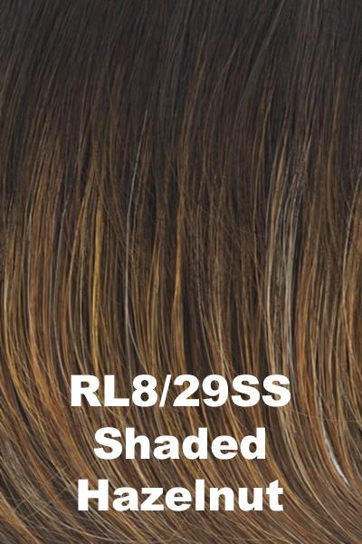 Raquel Welch Wigs - Big Time wig Raquel Welch Shaded Hazelnut (RL8/29SS) +$4.25 Average