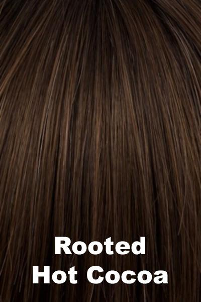 Tony of Beverly Wigs - Griffin wig Tony of Beverly Rooted Hot Cocoa +$15.00 Average