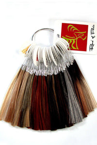 Wig Color Ring : Rene of Paris/ Noriko/ Amore