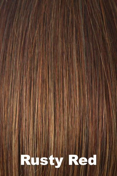 Amore Wigs - Callie (#2567) wig Amore Rusty Red Petite-Average