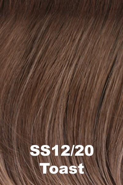 Raquel Welch Wigs - Down Time wig Raquel Welch Shaded Toast (SS12/20) +$4.25 Average