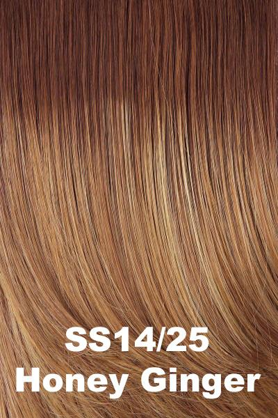 Raquel Welch Wigs - Whisper wig Raquel Welch Honey Ginger (SS14/25) +$4.25 Average