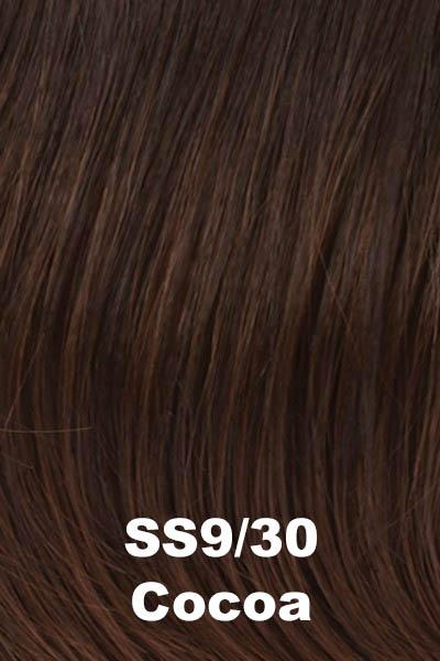Raquel Welch Wigs - Down Time wig Raquel Welch Shaded Cocoa (SS9/30) +$4.25 Average