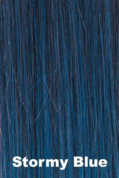 Hairdo Wigs Extensions - 23 Inch 6 Piece Straight Color Extension Kit (#HX23SK) Extension Hairdo by Hair U Wear Stormy Blue