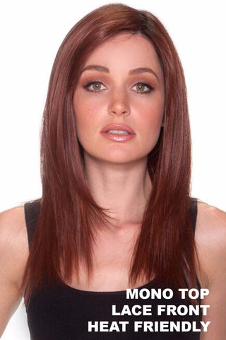 Belle Tress Wigs - Straight Press 18 (#6012) 1