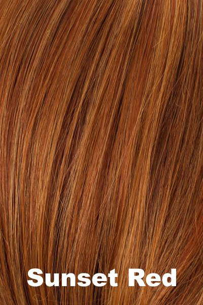 Tony of Beverly Wigs - Petite Zoe wig Tony of Beverly Sunset Red Petite