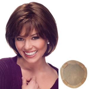 Jon Renau Wigs : Top Volume Short Oval Human Hair (#688O) collage