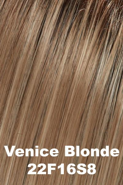 "Jon Renau - Top Full 18"" (#368) Enhancer Jon Renau Addition 22F16S8 (Venice Blonde)"