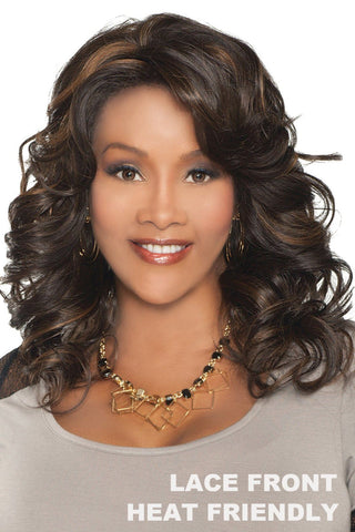 Vivica A Fox Wigs - Goldie Front 1