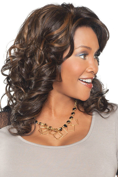 Vivica A Fox Wigs - Goldie Side 2