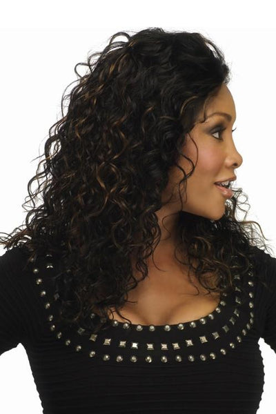 Vivica A Fox Wigs - Queenie Human Hair