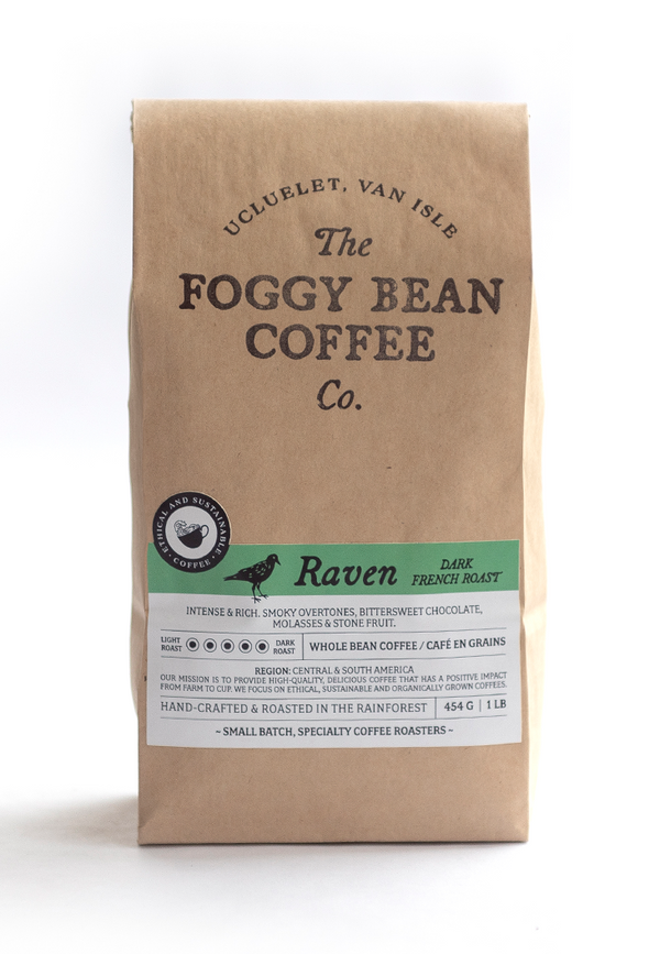 Raven - Dark French Roast