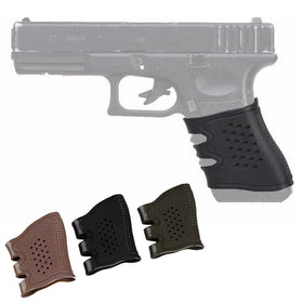 Tactical Handgun Pistol Rubber Protect Cover Grip Glove Tactical Anti Slip Glock Holster 3Colors  For Glock 17 19 20 21 22 31 32