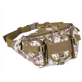 Hot Outdoor Shoulder Military Tactical Backpack Camping Travel Hiking Trekking Waist Bag
