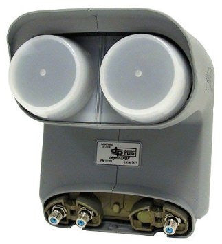 DPP TWIN LNB for Dish Network or Bell Expressvu
