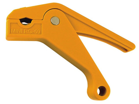 Platinum Tools 15024C SealSmart Coaxial Cable Stripper for Mini RG-59 Cable