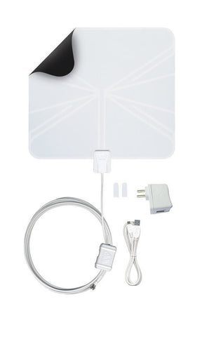 Winegard FL5500A Flatwave Amplified Indoor HDTV Antenna