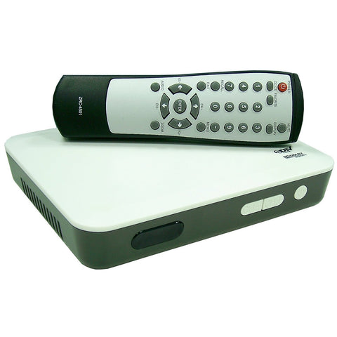 Zinwell ZAT-970A ATSC Digital to Analog Converter Box