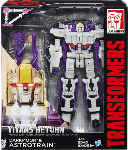 Transformers Generations Titans Return Astro Train Voyager Class